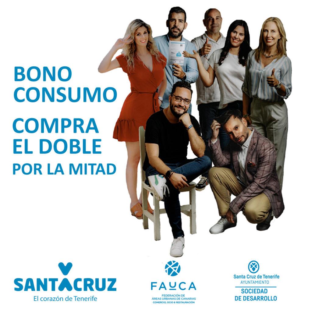 bono consumo Santa Cruz Tenerife
